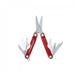 Multi-tool Leatherman Micra Rosu