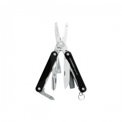 Multi-tool Leatherman Squirt ES4 Negru
